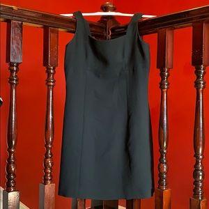 Cute Vintage Mini Black Dress from BEBE